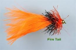 Gold Bead Fire Tail 2
