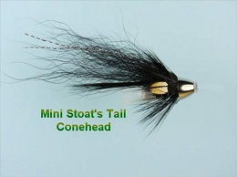 Mini Stoats Tail Conehead