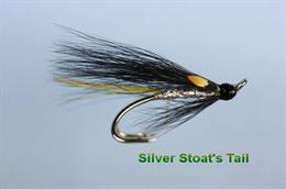 Silver Stoat's Tail JC