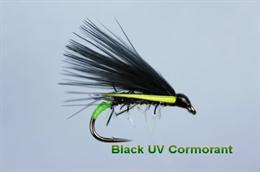Black UV Cormorant