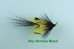 Ally's Shrimp Black