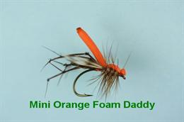 Mini Orange Foam Daddy