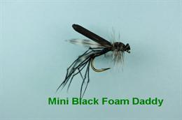 Mini Black Foam Daddy