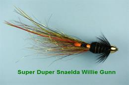 Super Duper Snaelda Willie Gunn