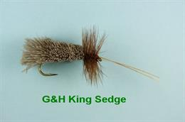 G and H King Sedge