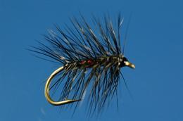 12 St/ück Troutflies UK Lure Flies Booby Forellenfliegen Gr/ö/ße 10 f/ür Fliegenangeln zweifarbig
