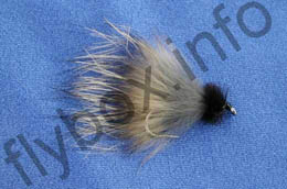 Rabbit Fur Fly